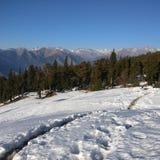 Noite Himalaia bonita fotos de stock