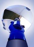 Noite interna do telescópio astronômico do obervatório imagem de stock royalty free