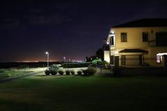 Noite moderna Fotografia de Stock