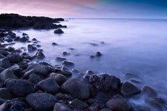 Noite quieta Fotografia de Stock
