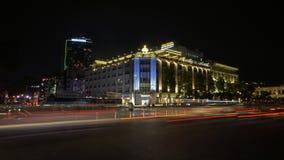 Noite Vietname de Saigon Fotos de Stock