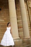 Noiva 1. do arco. foto de stock royalty free