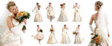 Noiva Foto de Stock Royalty Free