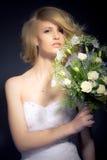 A noiva Fotos de Stock Royalty Free