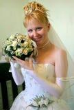 Noiva 2 foto de stock royalty free