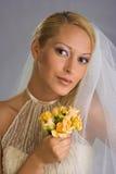 Noiva 3 Fotografia de Stock Royalty Free