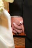 Noiva & noivo Foto de Stock