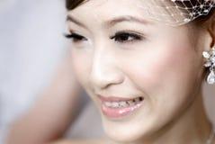 Noiva bonita Fotos de Stock