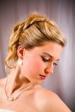 Noiva bonita. Imagens de Stock Royalty Free