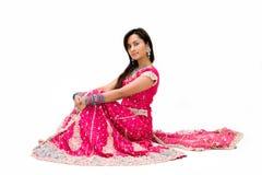 Noiva bonita de Bangali   Imagens de Stock Royalty Free