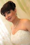 Noiva bonita nova Imagem de Stock Royalty Free