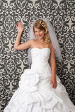 Noiva bonita nova Fotos de Stock