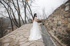 Noiva bonita nova foto de stock royalty free