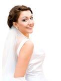 Noiva Charming imagem de stock royalty free