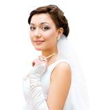 Noiva Charming foto de stock