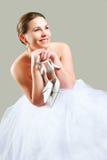 Noiva da beleza Imagem de Stock