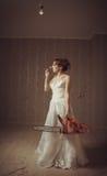 Noiva de Bloodu Foto de Stock