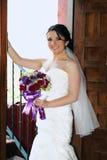 Noiva do casamento Imagens de Stock