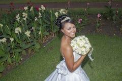 Noiva do casamento Fotos de Stock