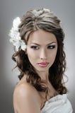 Noiva do fascínio Fotos de Stock Royalty Free
