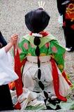 Noiva japonesa Fotografia de Stock