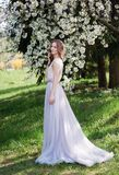 Noiva moderna E Fotos de Stock Royalty Free