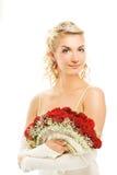 Noiva nova bonita Foto de Stock Royalty Free