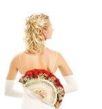 Noiva nova bonita Foto de Stock