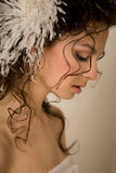 Noiva sensual Imagens de Stock Royalty Free