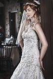 Noivas bonitas Fotos de Stock Royalty Free