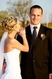 Noivo da noiva fotos de stock