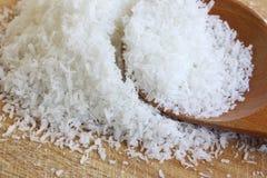 Noix de coco desséchée par amende Photos libres de droits