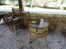 Noix huile de Pressoir Imagen de archivo