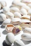 Noix sèche de pistache Photo libre de droits