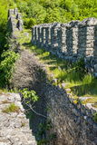 Nokalakevi - forteresse dans la partie occidentale de la Géorgie Images libres de droits