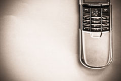 Nokia 8800 Lizenzfreie Stockbilder