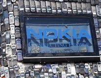 Nokia ambiental Imagenes de archivo