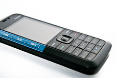 Nokia cellphone 5310 Royalty Free Stock Photo