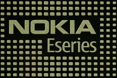 Nokia Eseries Stock Photo