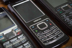 Nokia Mobile Phones Stock Photography