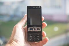 Nokia N95 Royaltyfri Bild