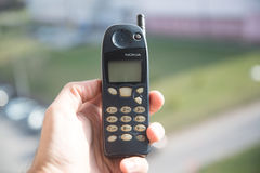 Nokia 5110 Royalty Free Stock Photography