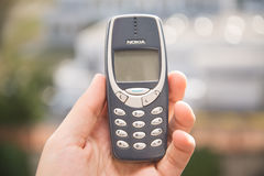 Nokia 3310 Royalty Free Stock Photo