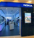 Nokia shop in hong kong Stock Photos