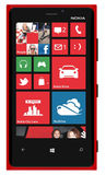 Nokia Smart Phone Lumia 920 Stock Photos