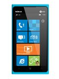 Nokia smartphone Lumia 900. Royalty Free Stock Photo
