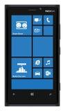 Nokia Smartphone Lumia 920 Images libres de droits