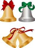 Noël Bells Photographie stock libre de droits