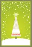 Noël d'arbre Images stock