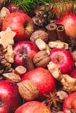 Noël d'arome Image libre de droits